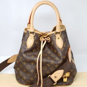100% Auth Louis Vuitton Neo Drawstring Like New